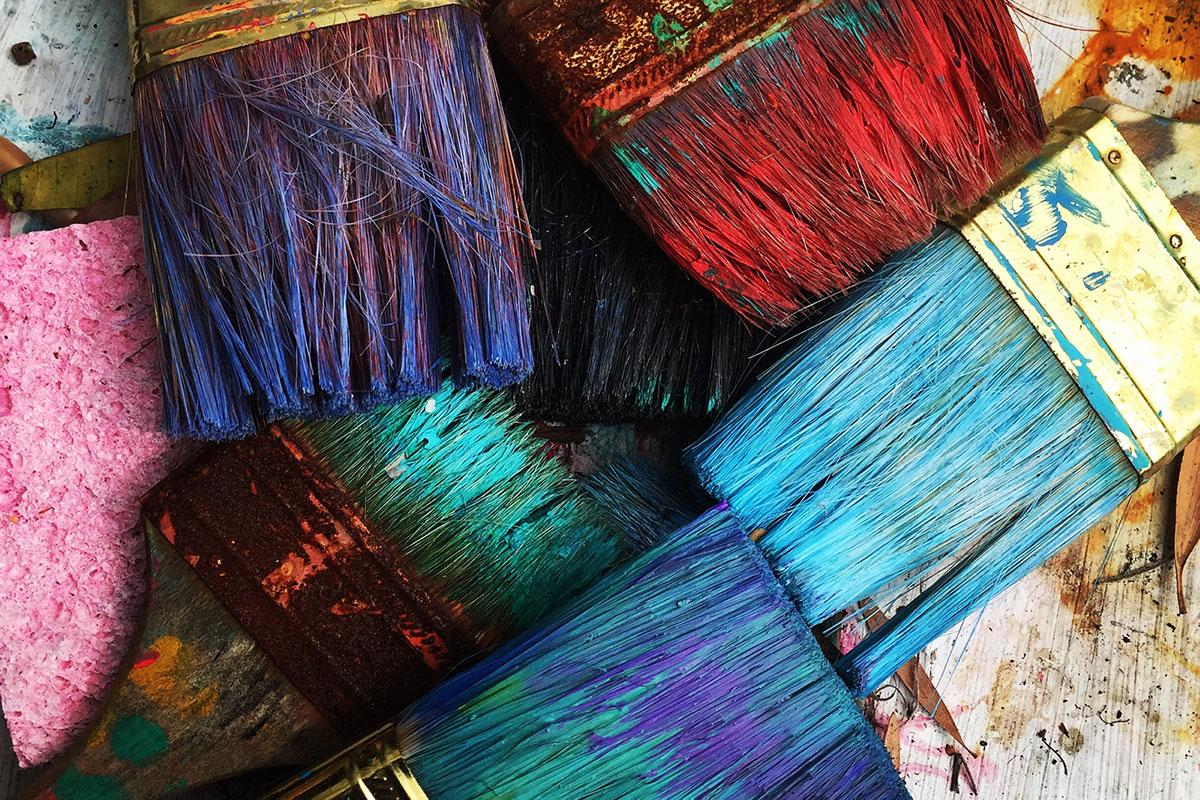 paint-brushes