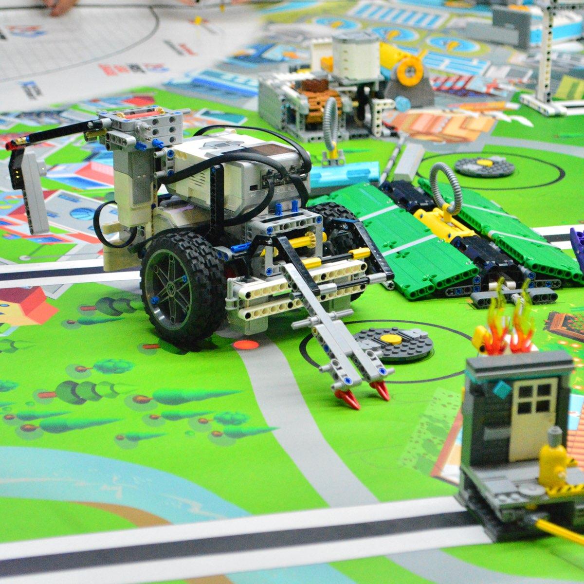 AAI FIRST LEGO Robotics League