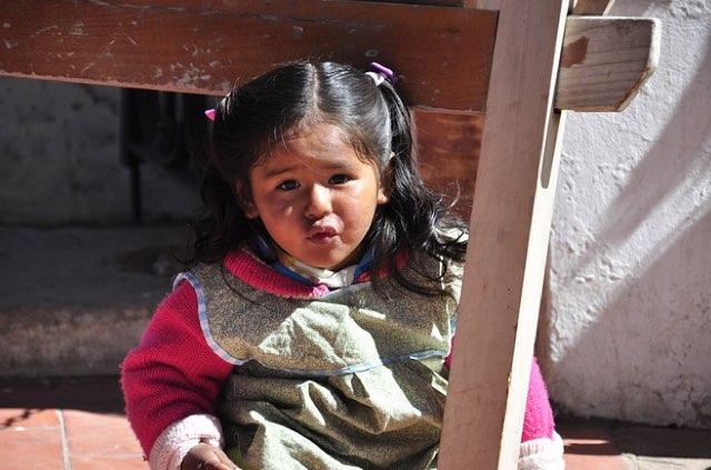 Choice Humanitarian Peru Child