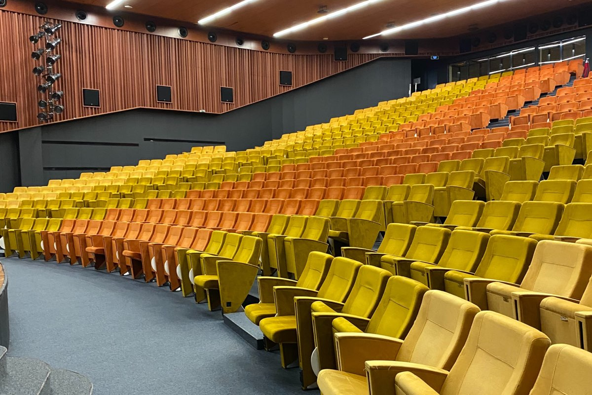 AAI College Credit College Classroom